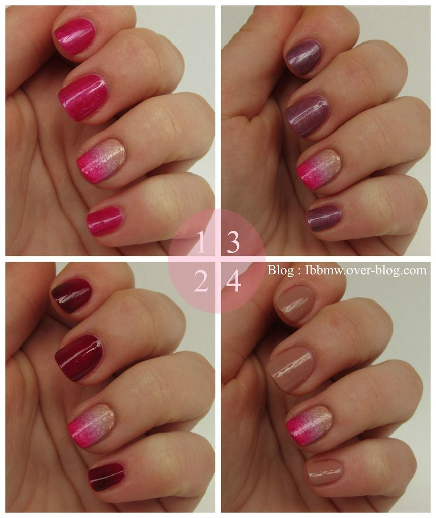 Swatch vernis à ongles