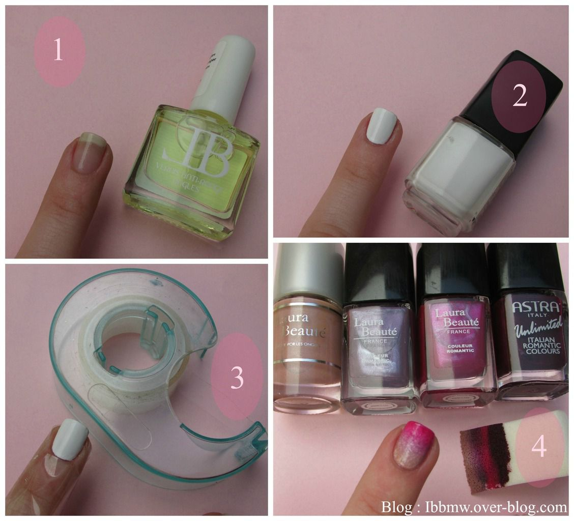 Swatch &amp&#x3B; Accent nail girly