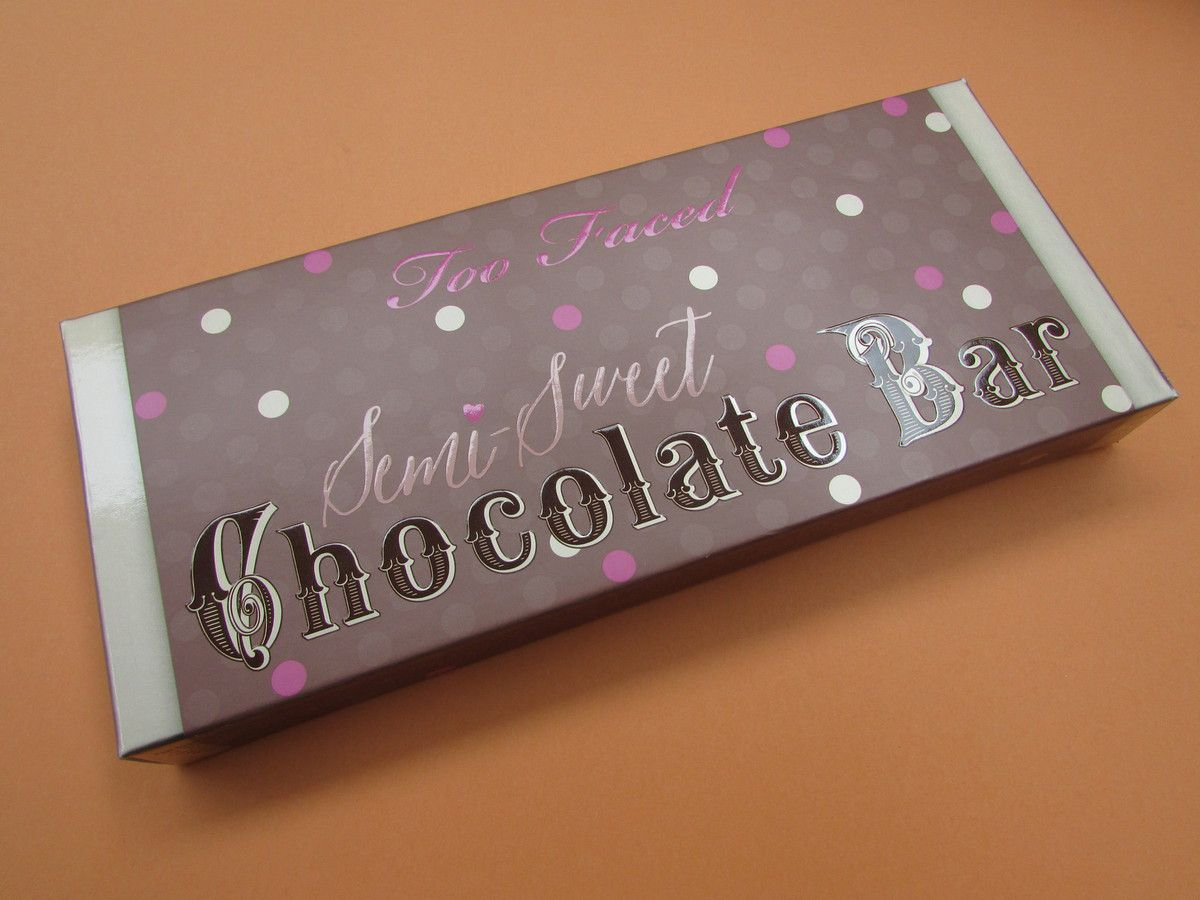 Chocolate bar & Chocolate bar Semi-sweet