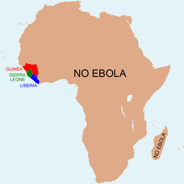 Truth About Ebola in Africa