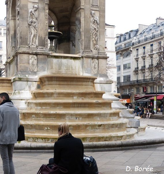 Fontaine des innnocents