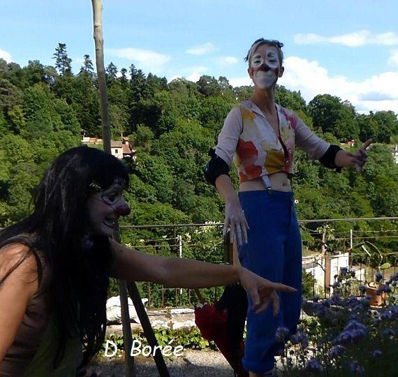 &quot&#x3B;J'ai planté des clowns...&quot&#x3B;
