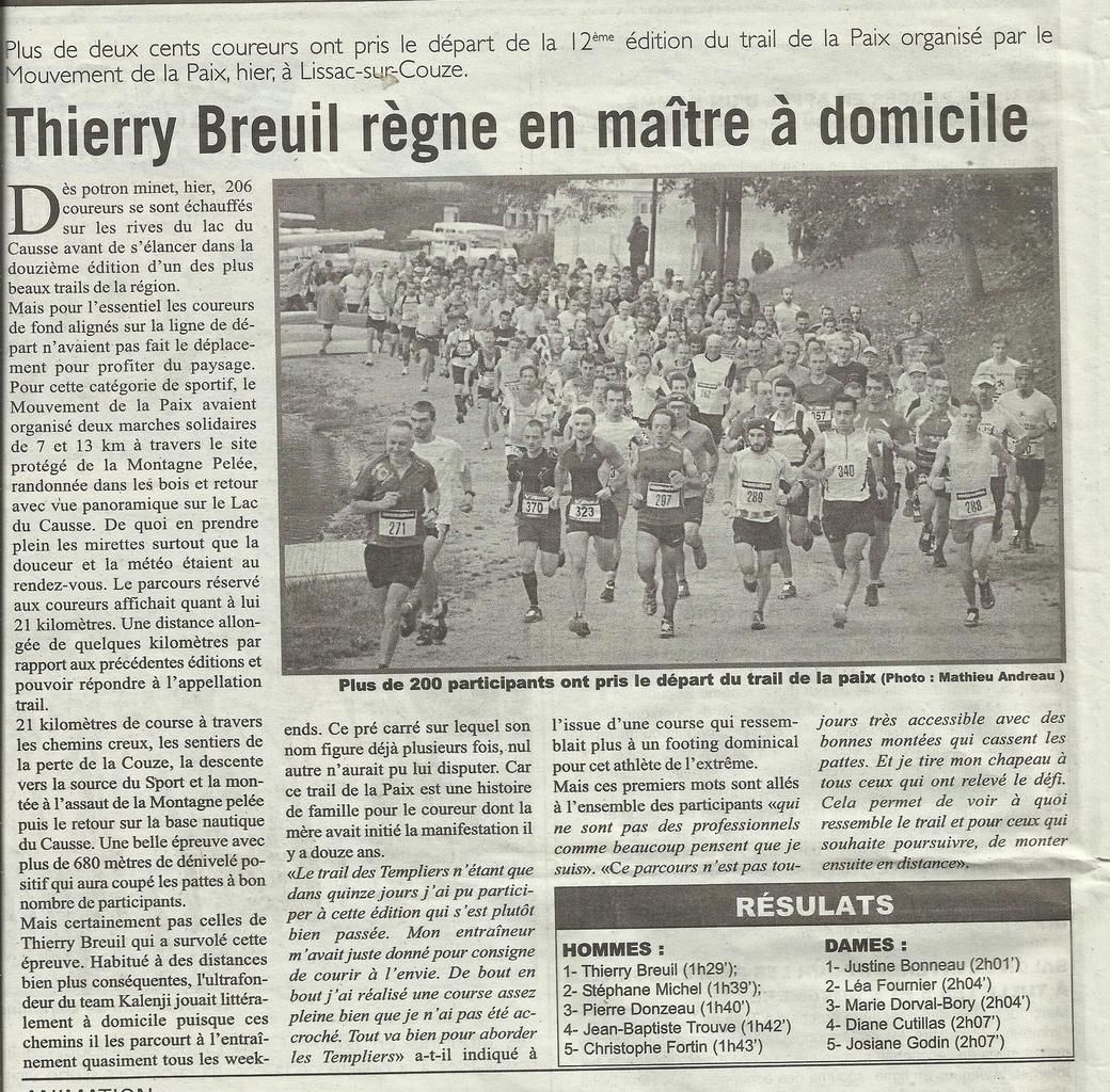 source L'Echo-13-10-2014