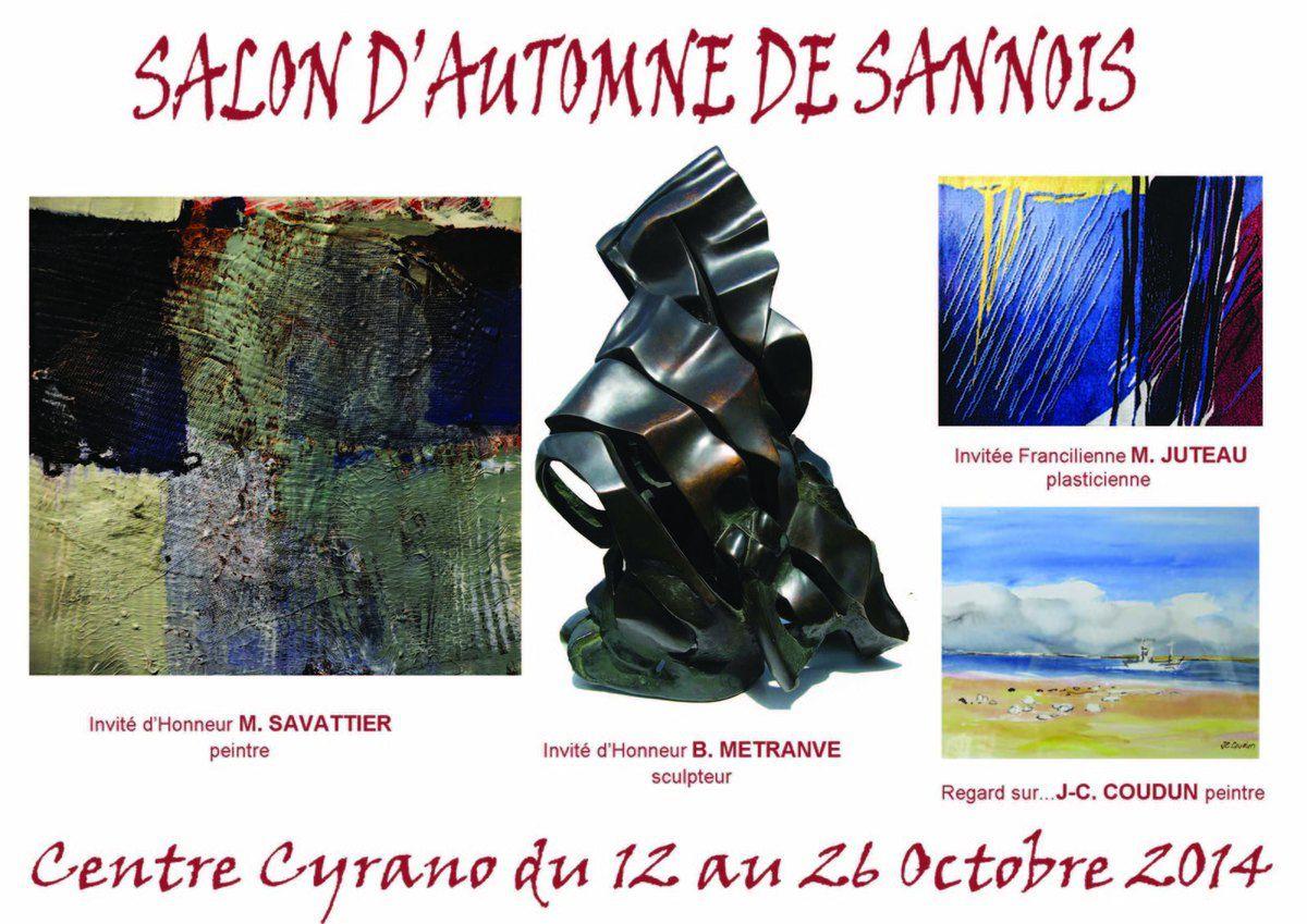 SALON D'AUTOMNE DE SANNOIS 2014