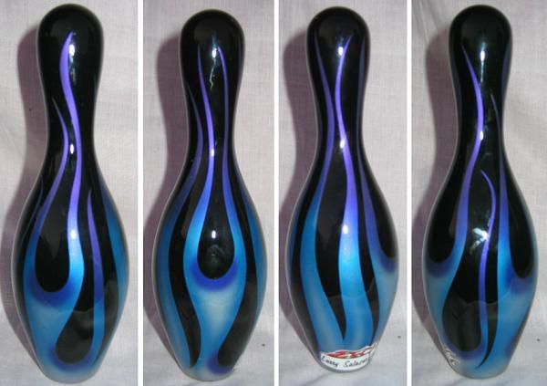 Quille de bowling kustom 2 vintage kustom co for Decoration quille de bowling
