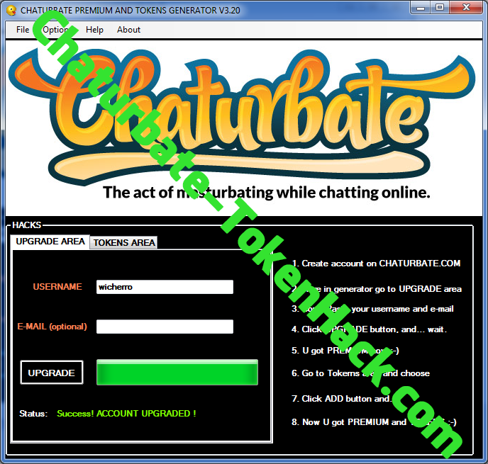 How much are chaturbate coins