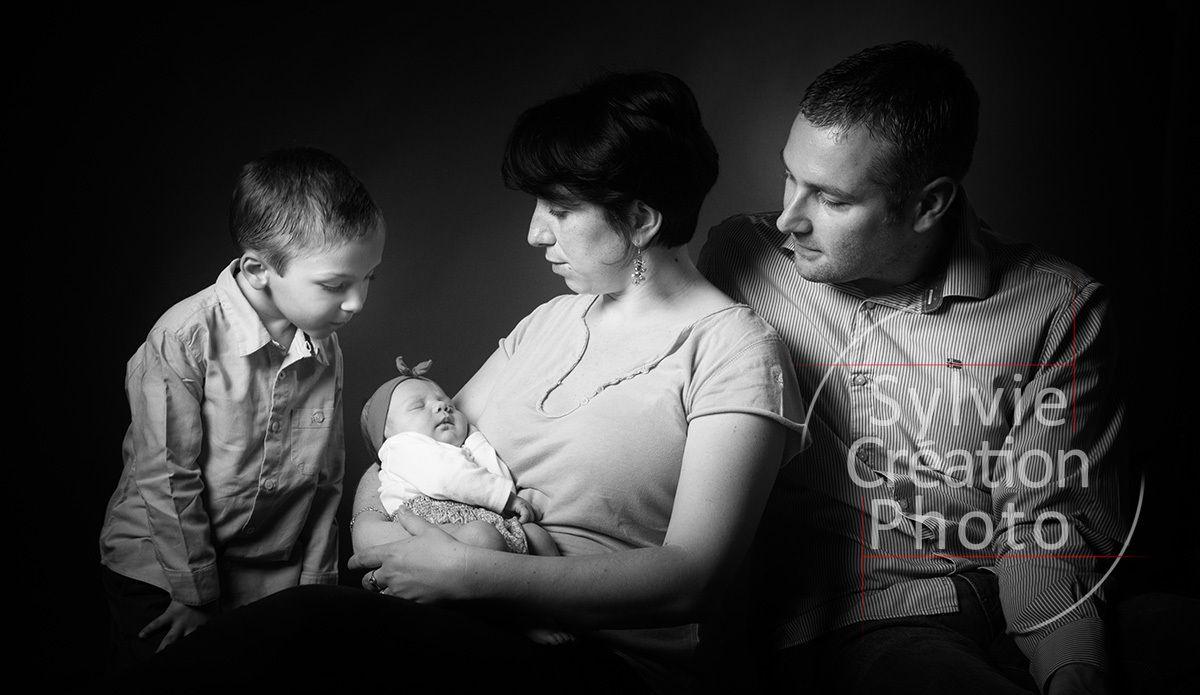 Une famille qui s'agrandit ...
