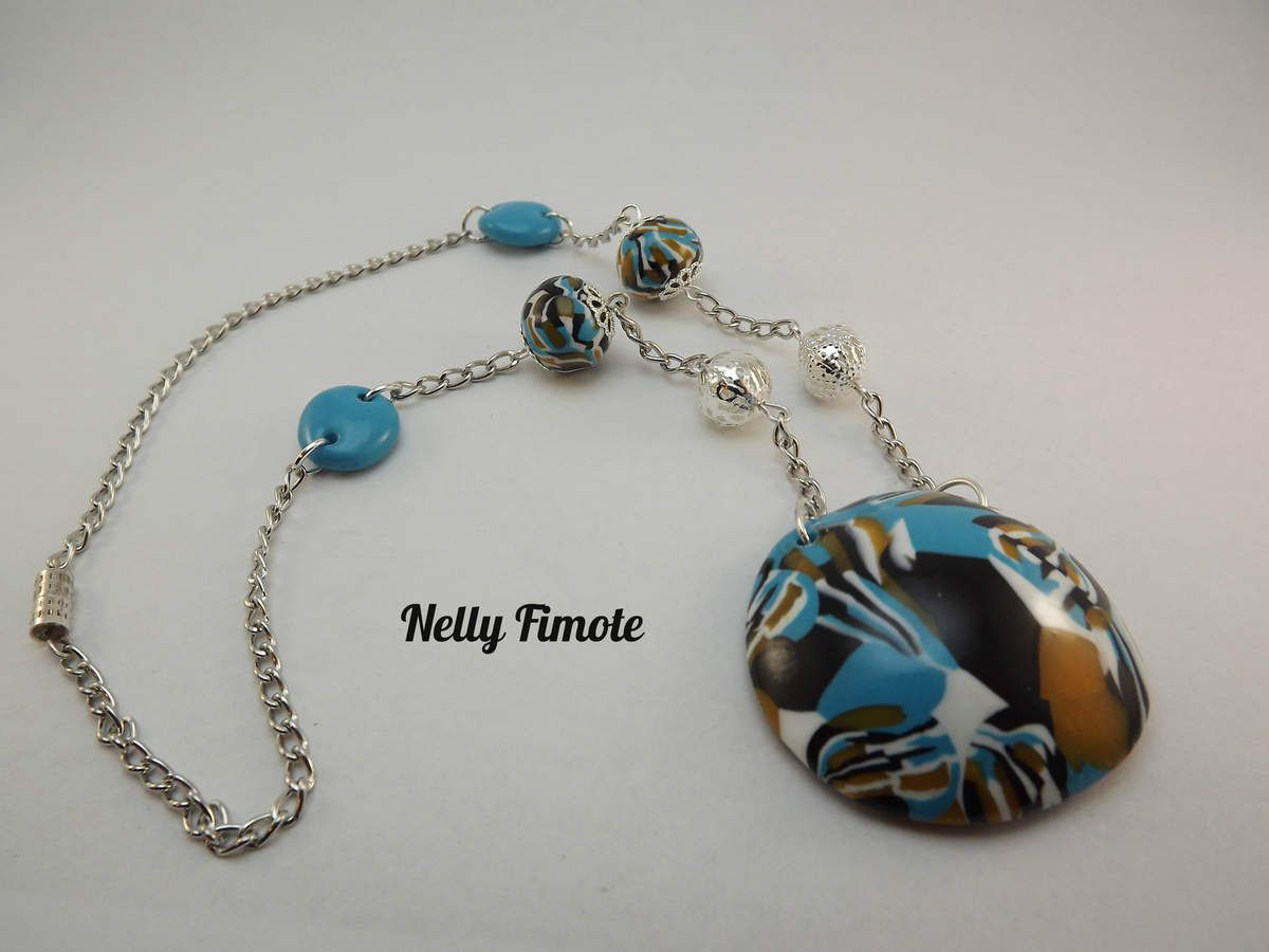 Nelly Fimote des bijoux