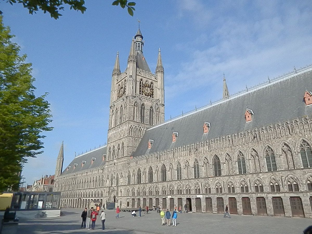 office de tourisme ypres