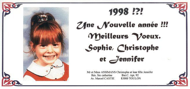 Voeux 1998