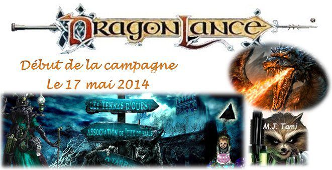 Campagne DragonLance...