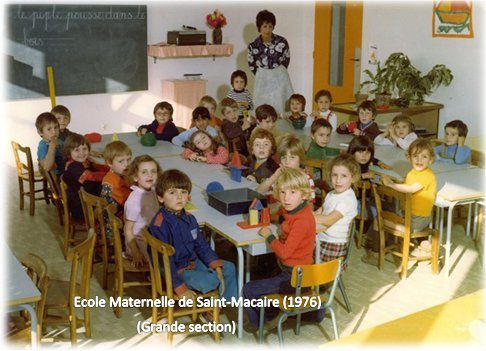 Ecole maternelle (grande section)...