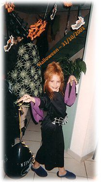 Halloween 2001...