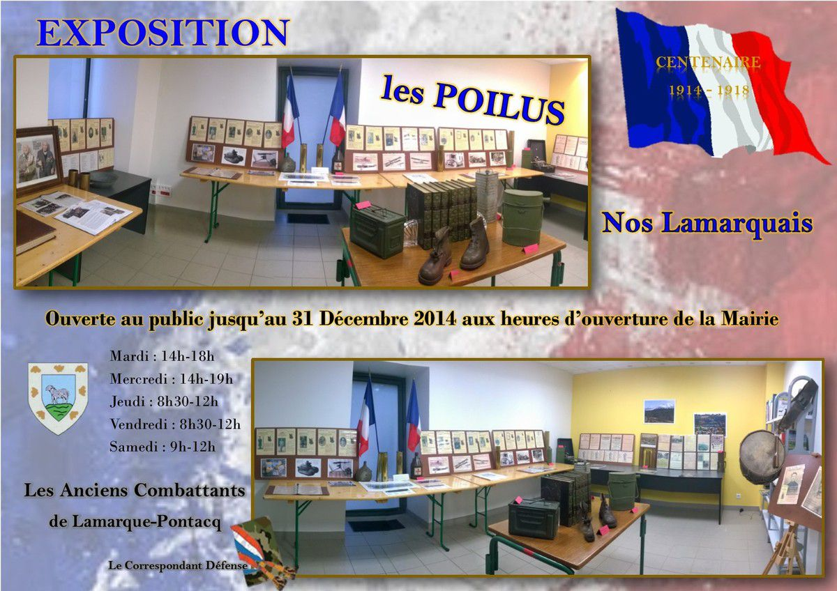 L'exposition continue...