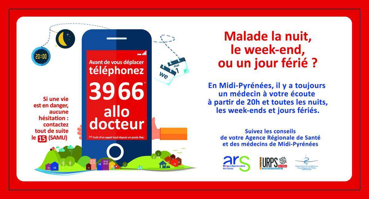 3966 ALLO DOCTEUR ...