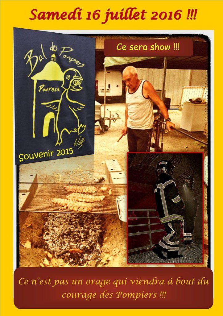 05.07.2016 ... De 18h à 20h à la caserne des Pompiers de Pontacq... Inscriptions pour le Méchoui !!! ;-) ... Partagez... Vous avez jusqu'à samedi !!!
