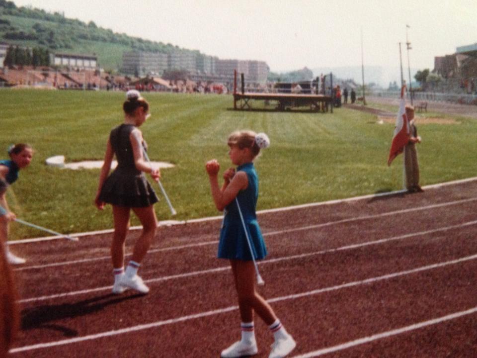 Les Mini-jeux olympiques d'Algrange des années 80