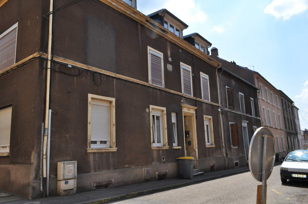 N° 1 rue de Nancy à Algrange