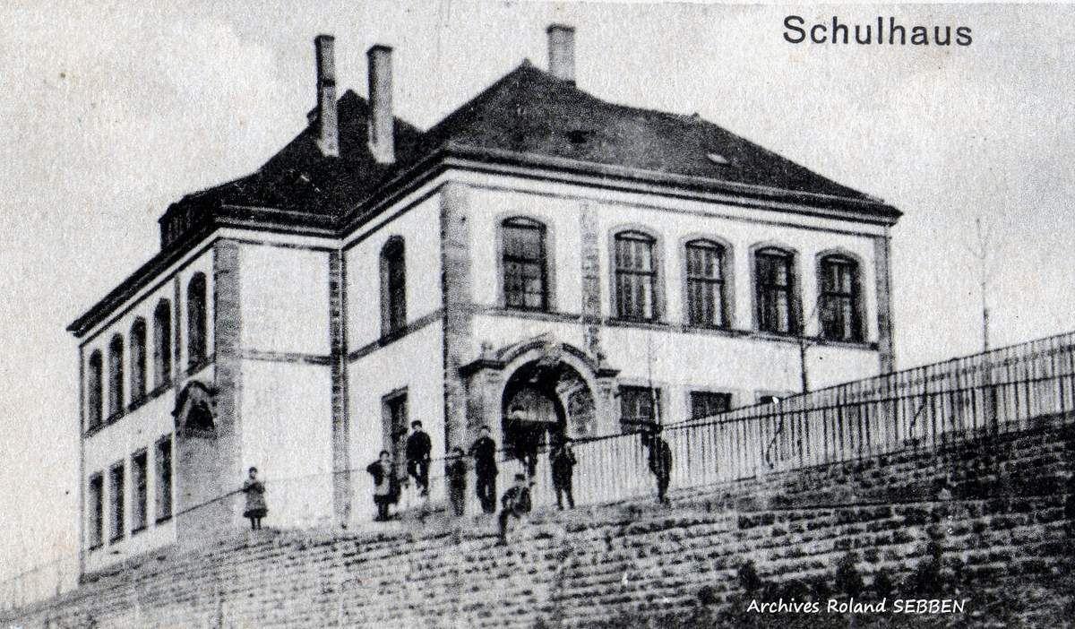 L'école du Chemin des Dames à Algrange