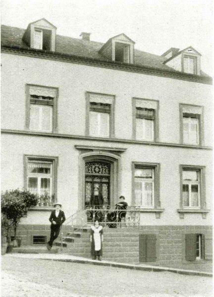 Adolf WAGNER Ministre et Gauleiter né à Algrange (1914-1918) et (1939-1945)