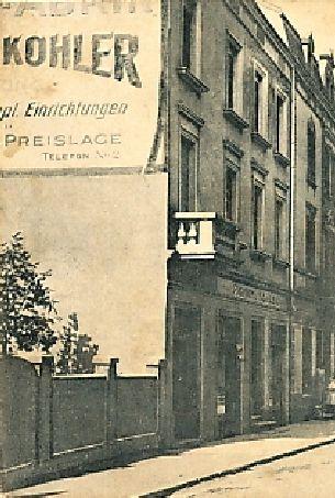 N° 3 rue Clemenceau à Algrange (Parking entrée sud)