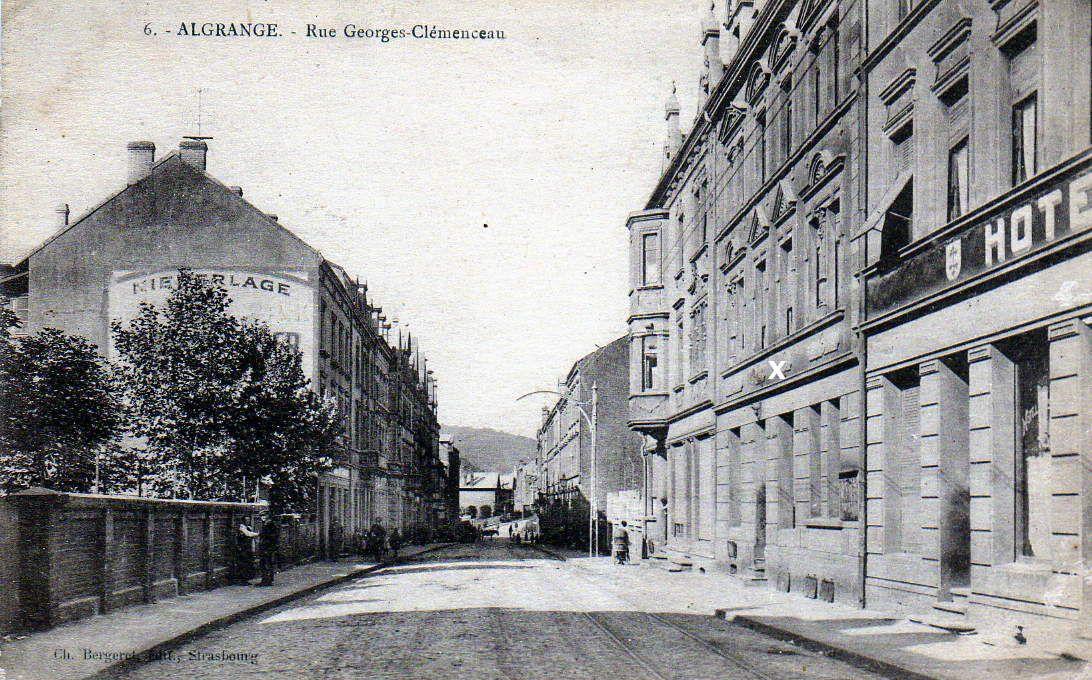 N° 4 rue Clemenceau à Algrange - Habitation
