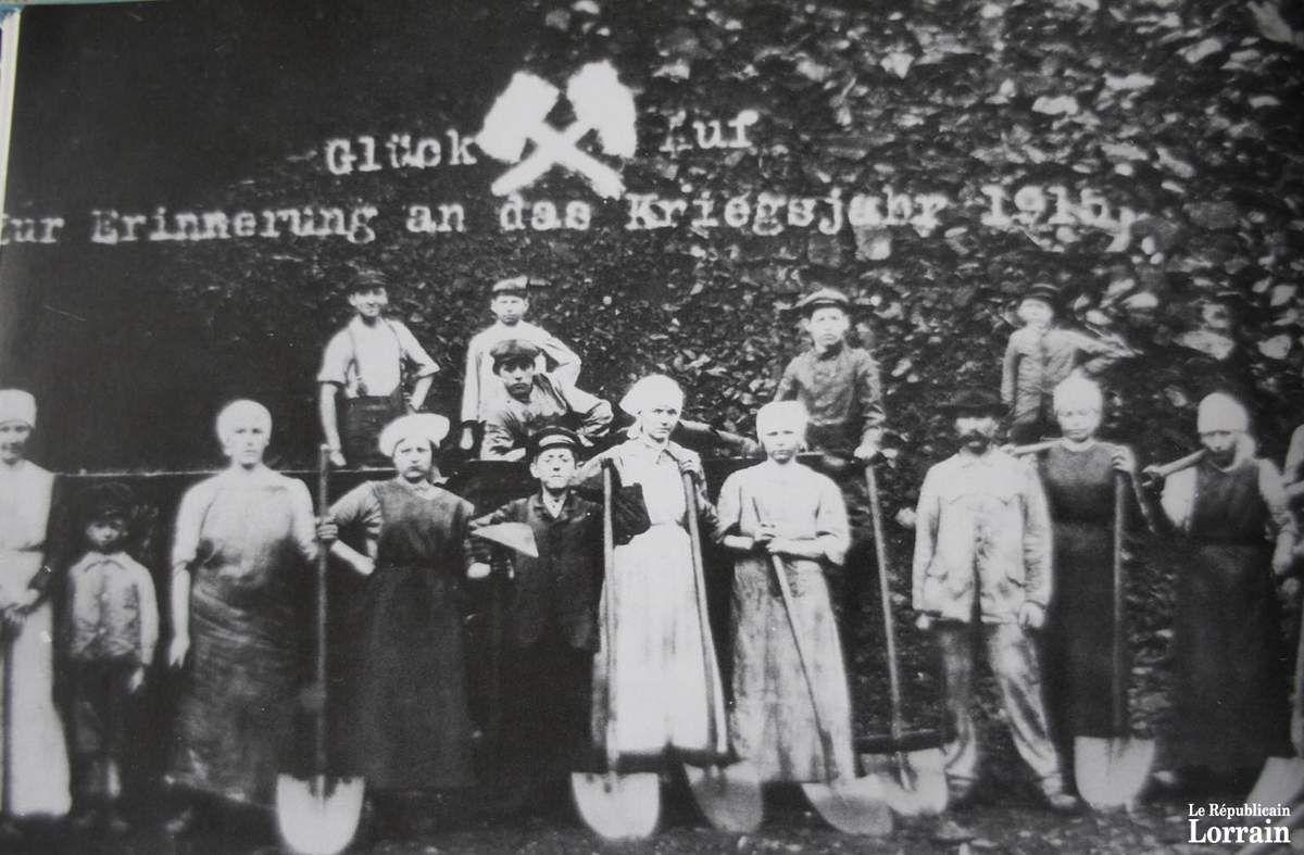 1883-1983, un siècle d'histoire de la mine La Paix à Algrange