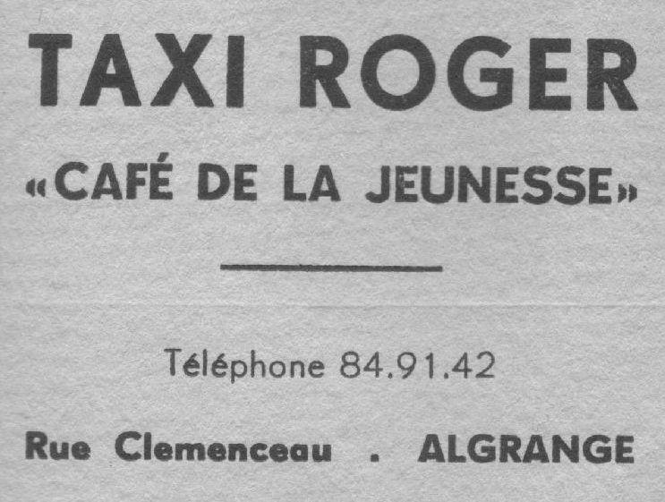 N° 9 rue Clemenceau à Algrange - Café - Habitation