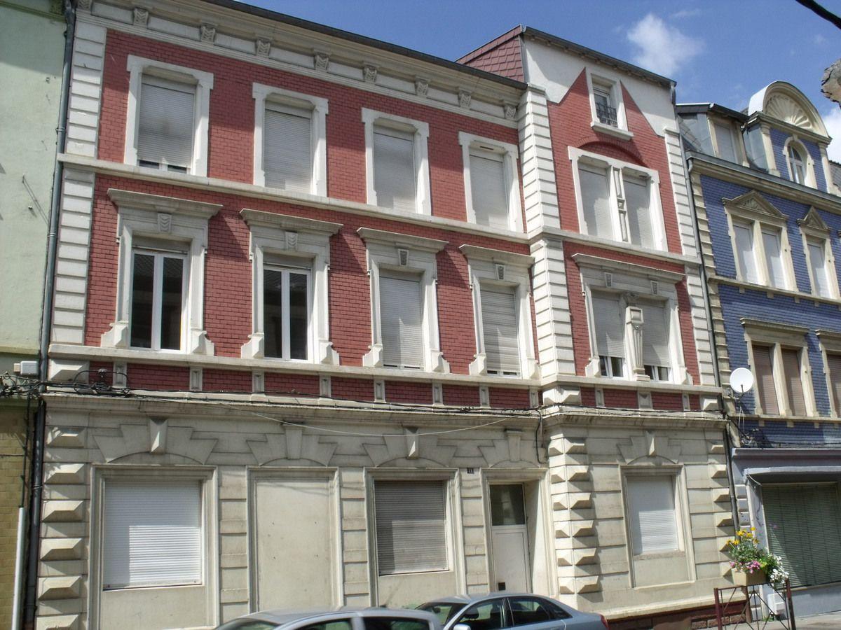 N° 11 rue Clemenceau à Algrange - Tailleur - Habitation