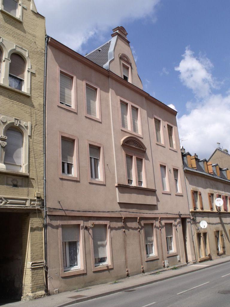 N° 19 rue Clemenceau à Algrange - Habitation