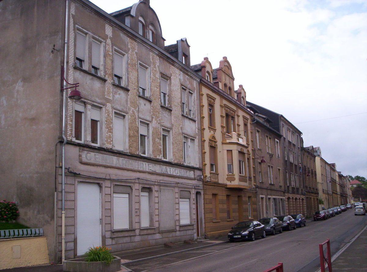 N° 32 rue Clemenceau - Café - Gendarmerie - Habitation