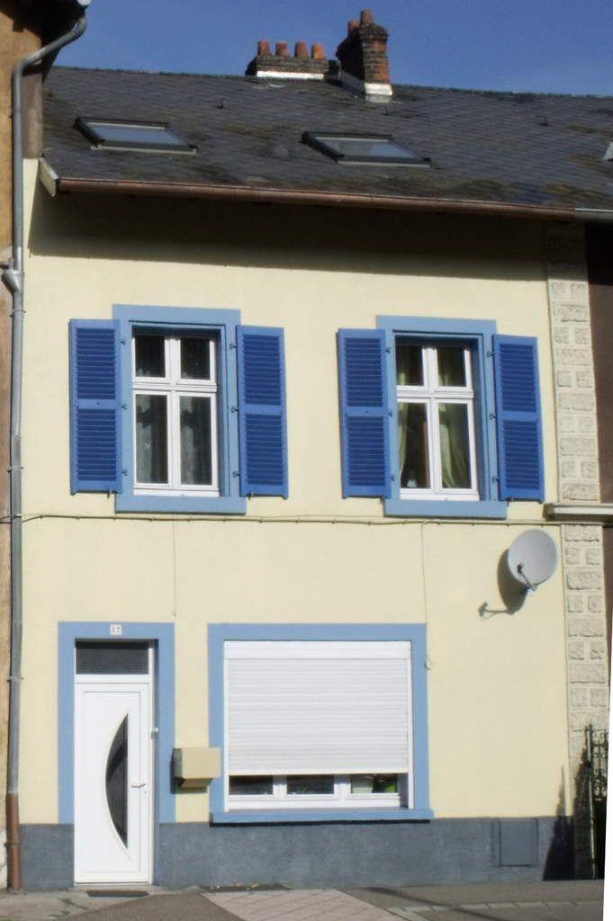 N° 37 rue Clemenceau à Algrange - Epicerie - Habitation