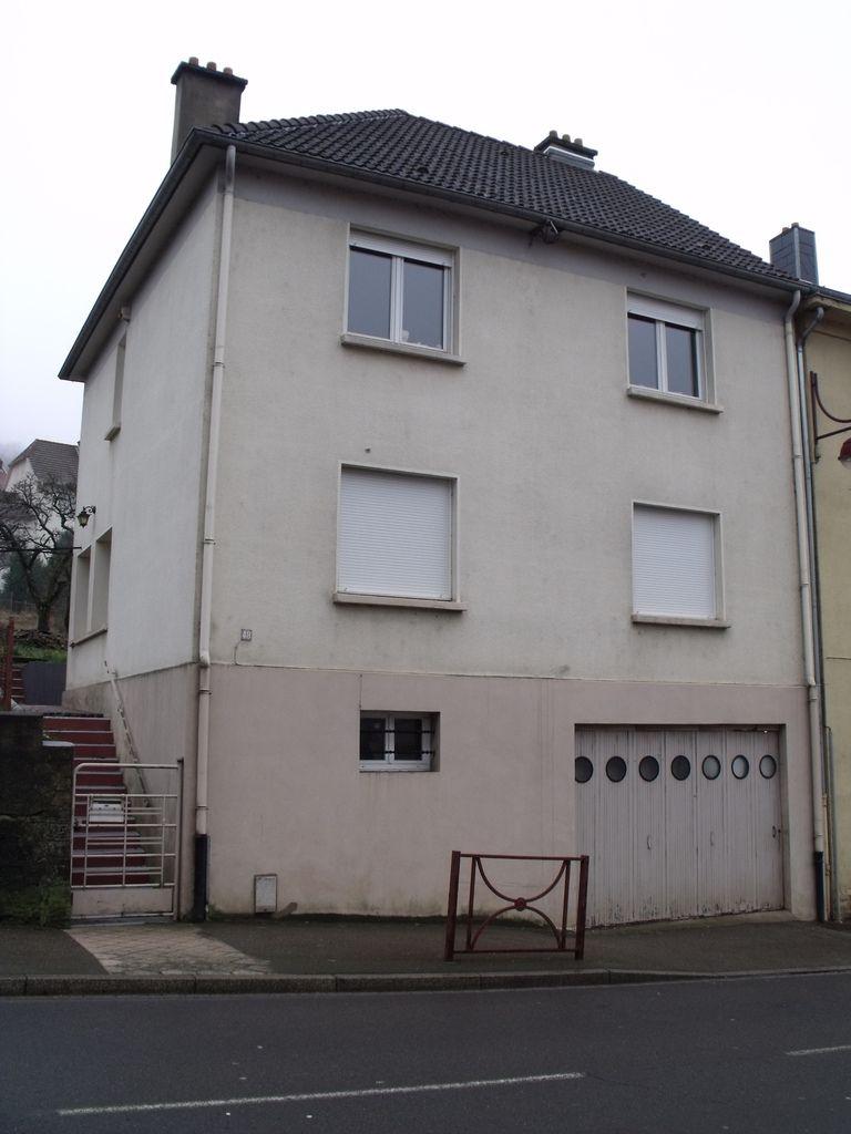N° 48 - 50 - 52 rue Clemenceau à Algrange - Habitations