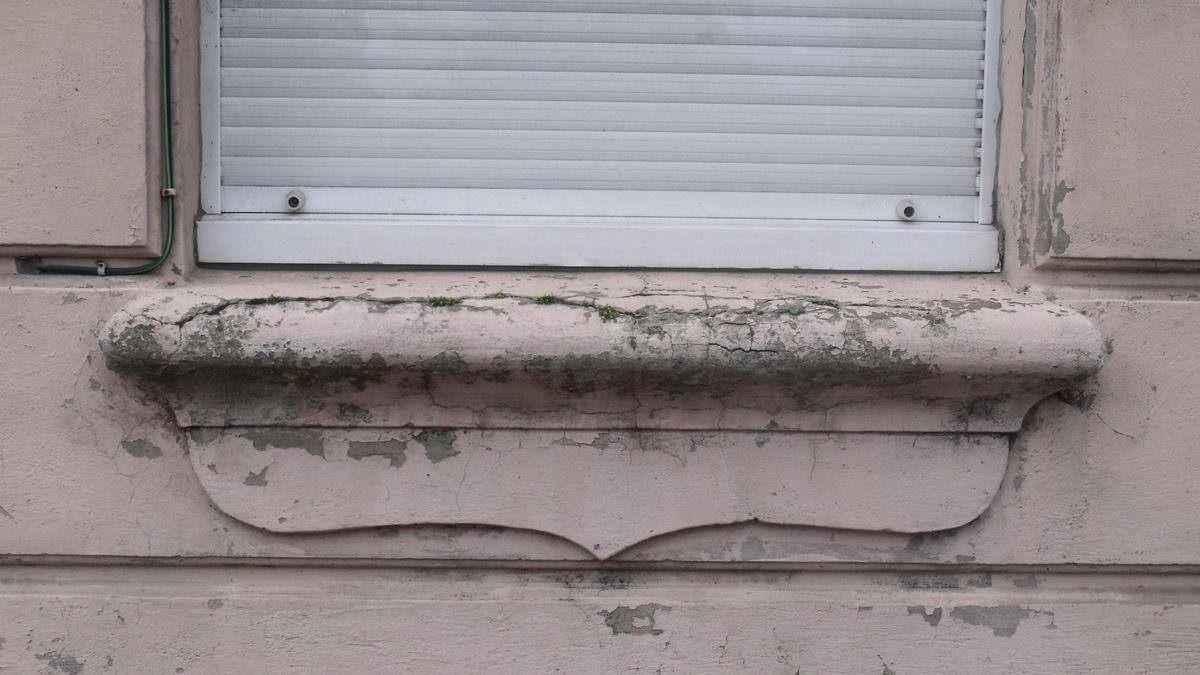 N° 57 rue Clemenceau à Algrange - Commerce? - Habitation