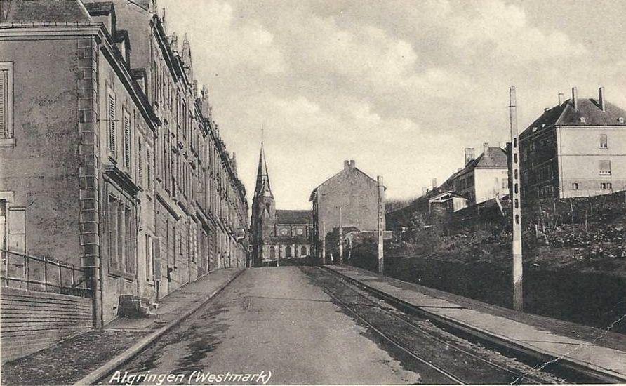 N° 64 rue Clemenceau à Algrange - Habitation