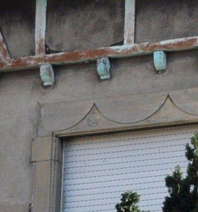 N° 76 rue Clemenceau à Algrange - Habitation