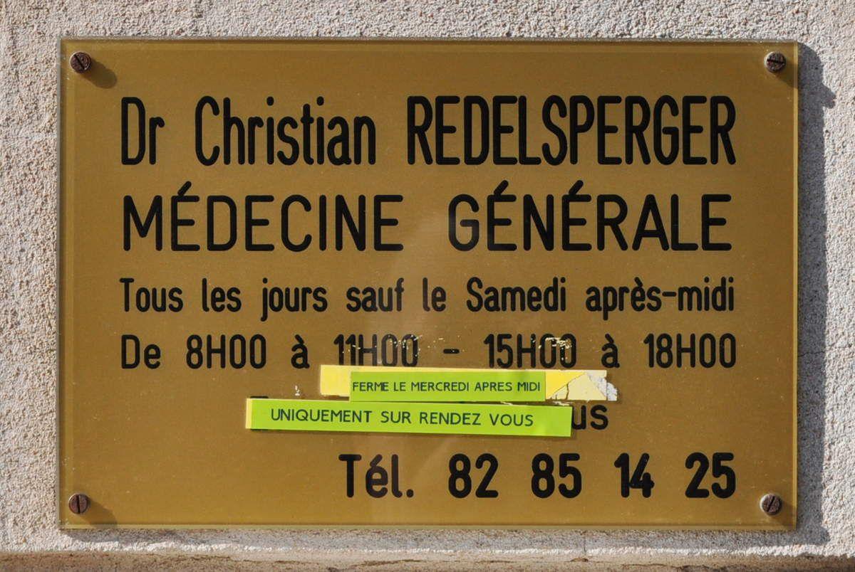 N° 83 rue Clemenceau à Algrange - Ferblantier - Chauffage et Sanitaire - Combustibles - Docteur