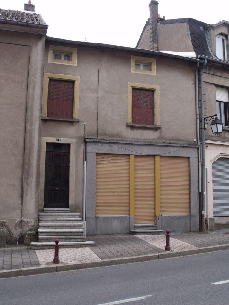 N° 84 rue Clemenceau à Algrange - Epicerie - Appareils ménagers - Quincaillerie