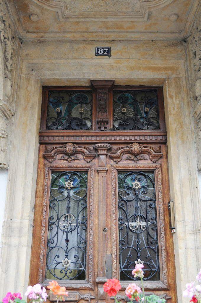 N° 87 rue Clemenceau à Algrange - Pharmacie - Docteur - Jeux et Publicités.....