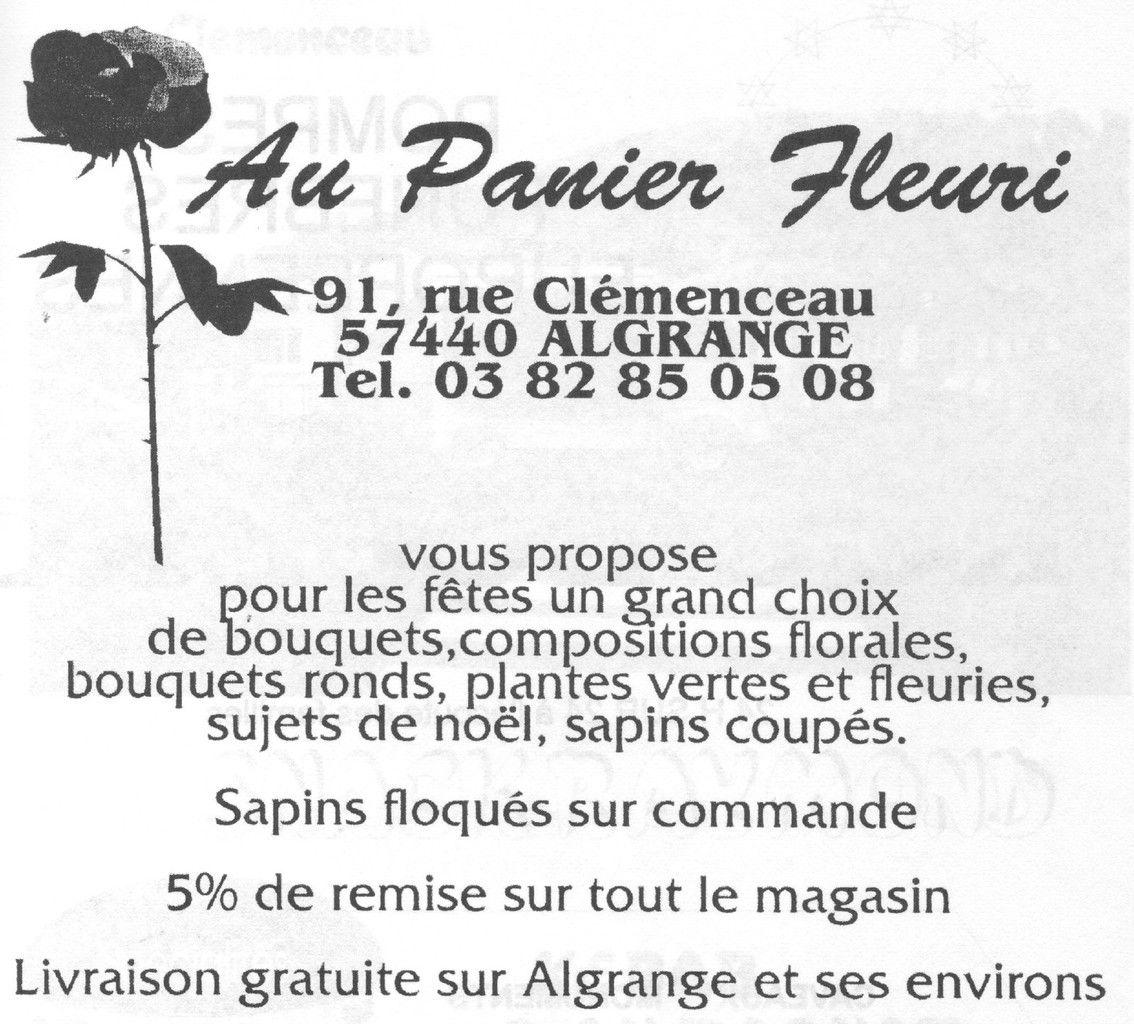 N° 91 rue Clemenceau à Algrange - Atelier photos - Alimentation Générale - Musique - Fleuriste - Appareils ménagers - Produits asiatiques - Snack....