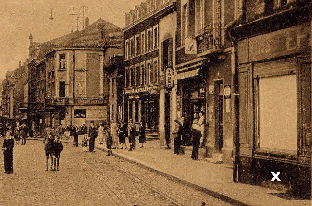 N° 92 rue Clemenceau à Algrange - Epicerie - Laines - Immobilier