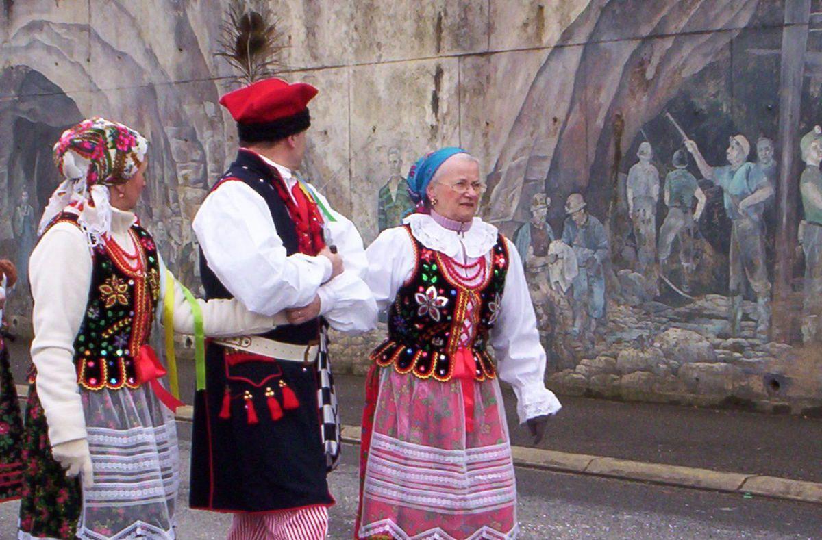 Historique de l'Association polonaise SWIENTA BARBARA d'Algrange jusqu'en 2010