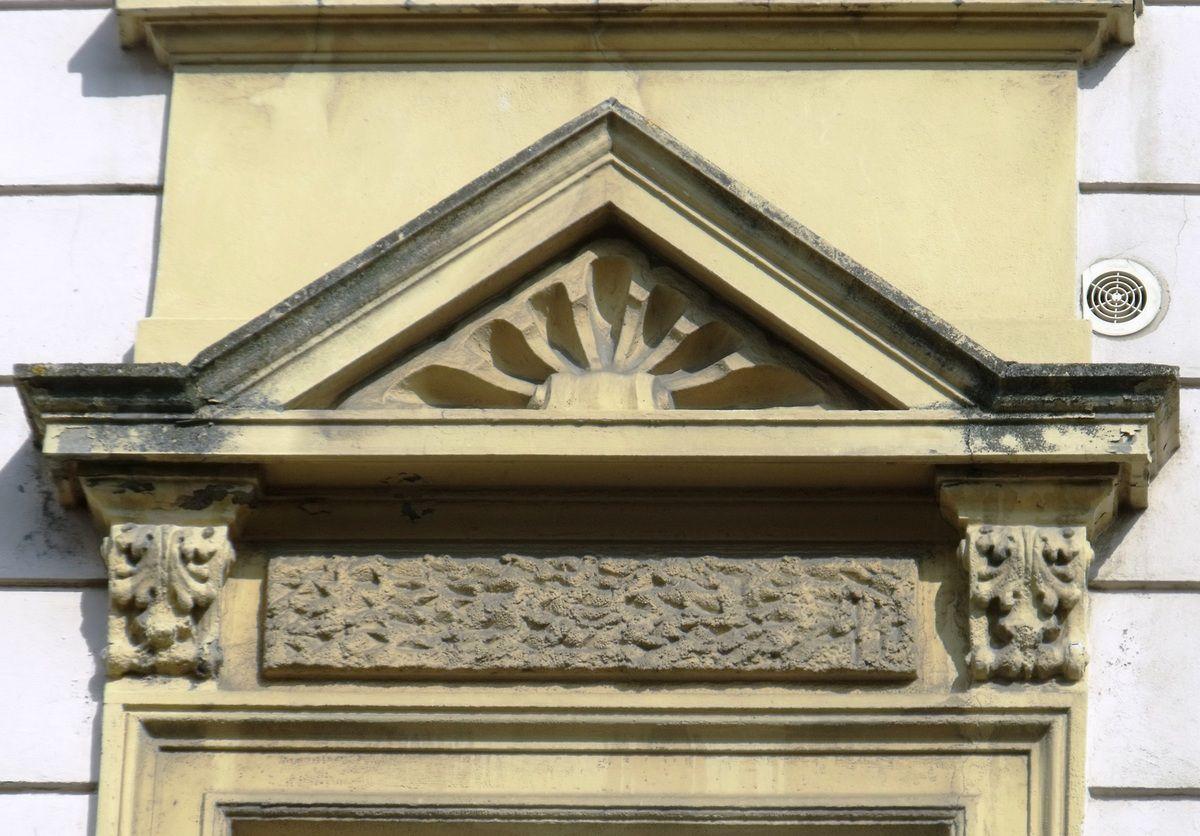 N° 10 rue Saint-Jean - Boulangerie et Habitation