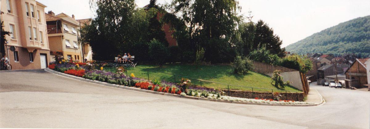 Panoramas d'Algrange en 1995