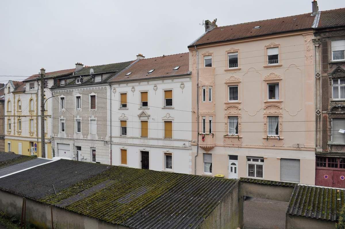 N° 6 rue Jeanne d'Arc à Algrange - Habitation