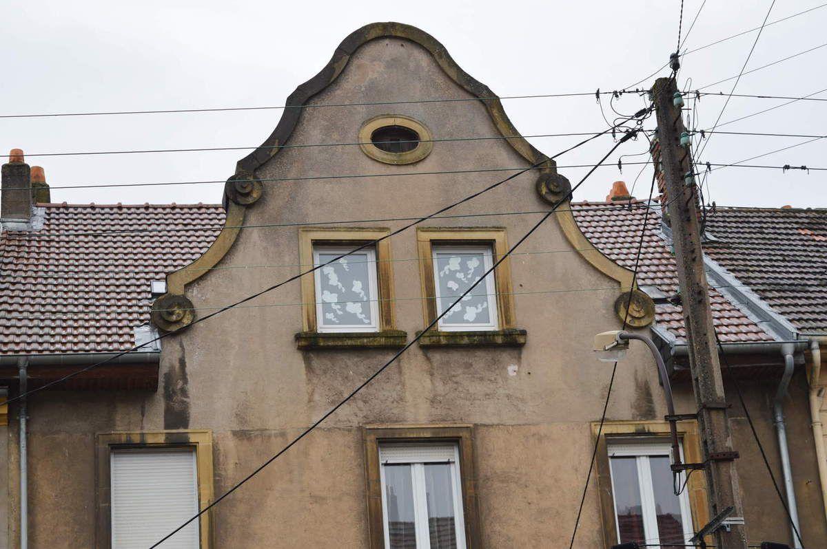 N° 12 rue Jeanne d'Arc à Algrange - Habitation