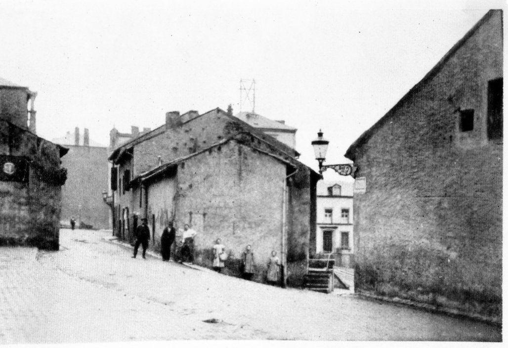 L'enseignement et les écoles d'Algrange