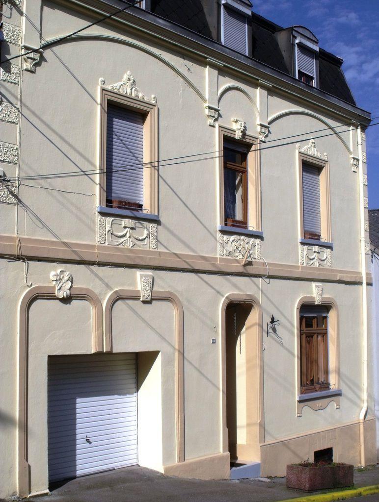 N° 1 rue des Jardins à Algrange - Habitation