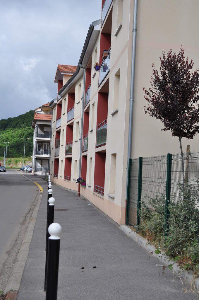 Quartier rue des Jardins et rue Jean Burger à Algrange
