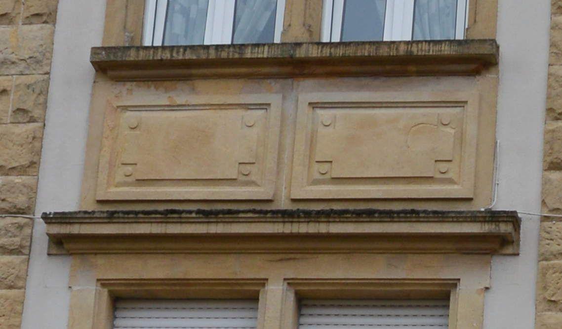 N° 20 et n° 22 rue des Jardins à Algrange - Habitations